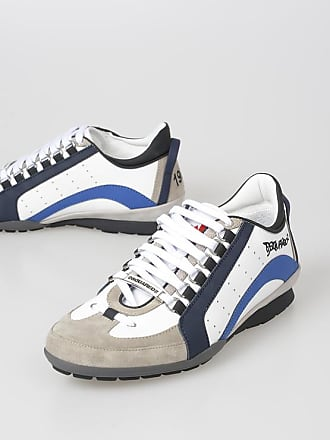 Dsquared2 Sneakers Basse in Pelle taglia 41 dab7f14ee13