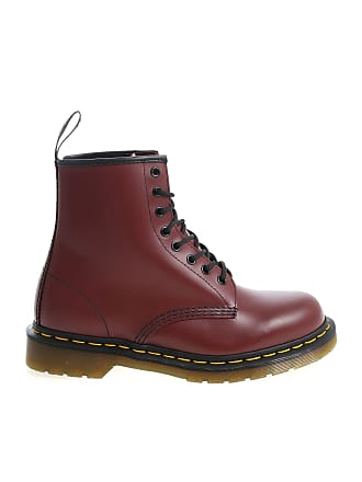 Dr. Martens 1460 Smooth red boots