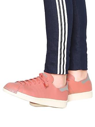 adidas Originals Tênis Couro adidas Originals Superstar Decon 8 Rosa
