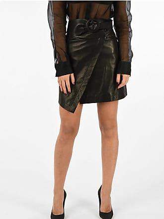 Drome Leather Mini Skirt Größe Xs