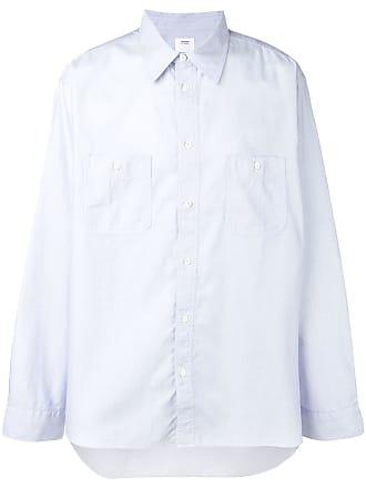 Visvim Camisa mangas longas - Azul