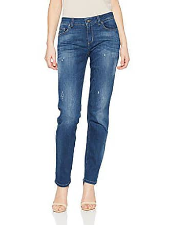49b37f2720c21 Liu Jo U18053D4043, Jean Slim Femme, Bleu (Den.Blue deneris Was 77555