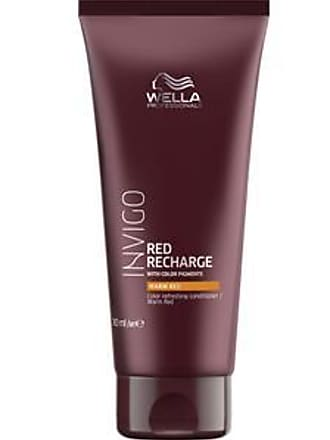 Wella Invigo Color Recharge Red Recharge Color Refreshing Conditioner Warm Red 200 ml