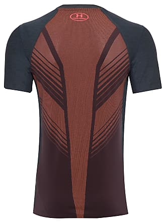 Under Armour CAMISETA MASCULINA SUPERVENT FITTED SS - CINZA