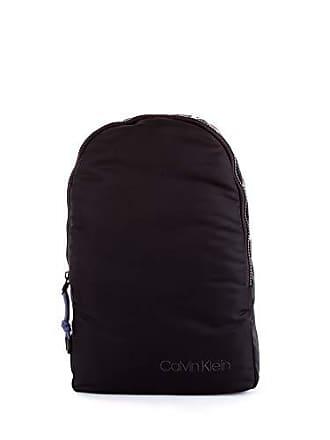 9930f70a6a634c Calvin Klein Trail Round Backpack - Zaini Uomo, Nero (Black), 1x1x1 cm