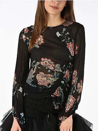 Pinko blusa stampa floreale taglia 42