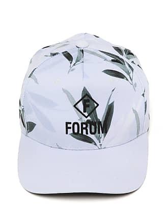 Forum Boné Forum Snapback Estampado Branco e016e88e680