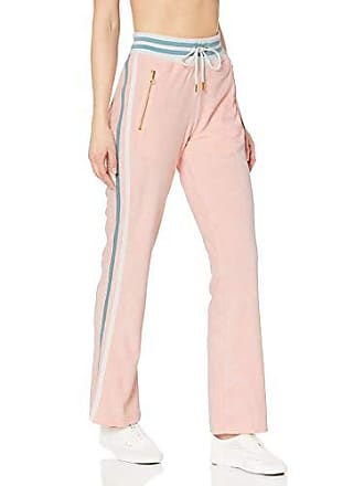 45cc3108d9 Champion Life Womens Terry Cloth Warm-Up Slim Flare Pant, Primer Pink, M