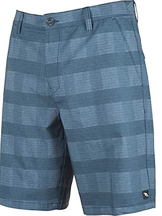 Rip Curl Mens Mirage Declassified 21 Boardwalk Hybrid Stretch Shorts, Navy 19 36
