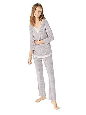 d24e42b9a9 Midnight by Carole Hochman Womens Graphic DOTS Pajama Set