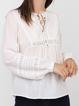 Vero Moda Blusa Vero Moda Renda Off-White