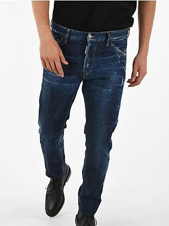 Dsquared2 17cm Denim Vintage Effect COOL GUY Jeans size 54