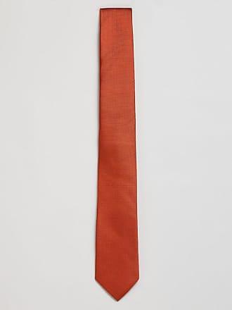 363624daff04 Calvin Klein Cravate fine en soie - Rouge - Rouge