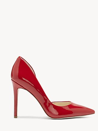 Jessica Simpson Womens Pheona In Color: Red Muse Shoes Size 9 Patent From Sole Society