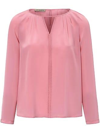 54effb3cecde1 Uta Raasch Blouse in 100% silk Uta Raasch pale pink