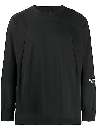 The North Face logo print T-shirt - Black