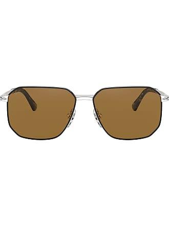 Persol Morris square sunglasses - Preto
