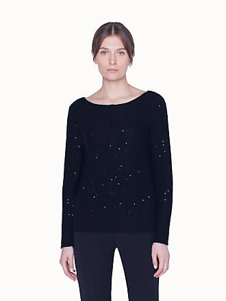 Akris Cashmere and Sequins Pullover