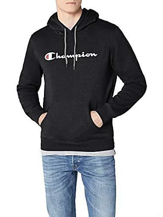 9188966313437 Champion Hooded Sweatshirt-Institutionals, Sweat-Shirt à Capuche Homme,  Gris (Gris