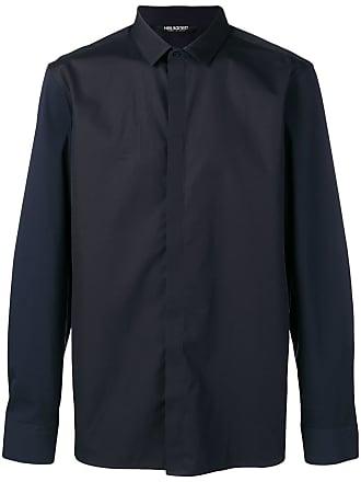 Neil Barrett Camisa com botões - Azul