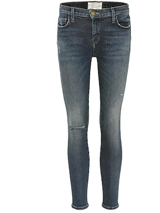 Current Elliott The Stiletto skinny jeans
