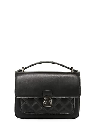 Kc Jagger Reese Diamond Quilt Leather Top Handle Lady Bag