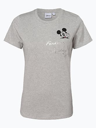4ade1e113827bc Disney Damen T-Shirt grau