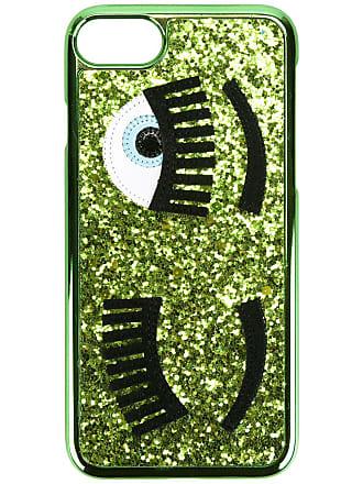 Chiara Ferragni apa para iPhone 7 Flirting - Verde