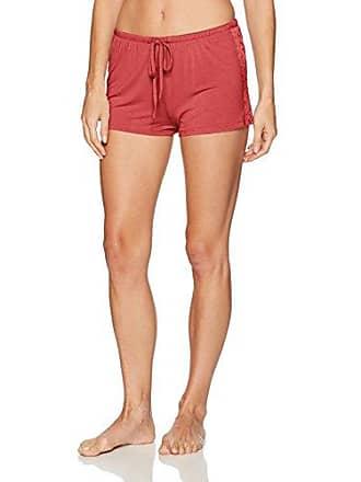 PJ Salvage Womens Lily Leisuree Shorts, Paprika S
