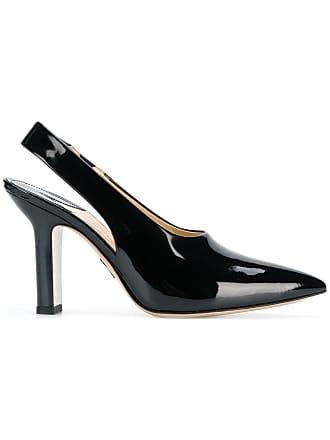 PAUL ANDREW Sapato de couro envernizado - Preto