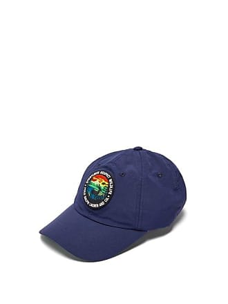 efac8d16 Ralph Lauren Purple Label Logo Patch Baseball Cap - Mens - Navy