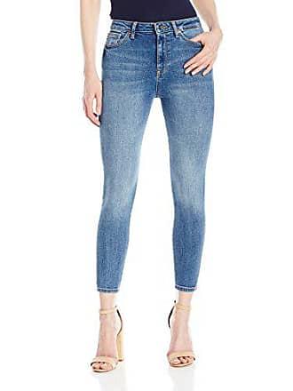 DL1961 Womens Chrissy Trimtone Skinny Jean, Overboard, 29