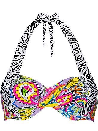 652a0d6bcc1f2 Bonprix Reggiseno con ferretto per bikini (Bianco) - bpc bonprix collection