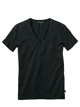 cf0a5fe35d071 Derek Rose Herren T-Shirt Singlet V-Neck schwarz 5 M