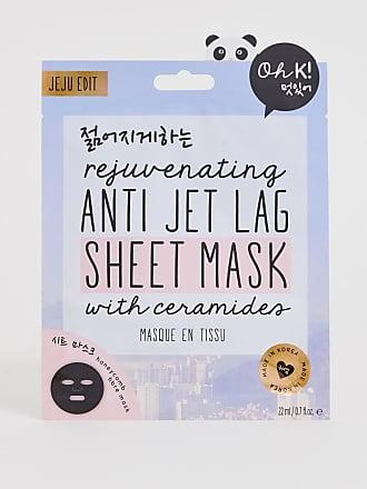 Oh K! Rejuvenating Anti Jet Lag Sheet Mask-No Colour