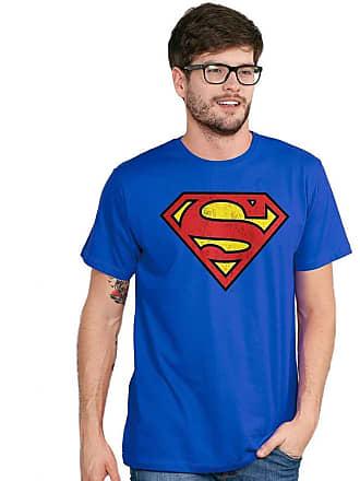 DC Comics Camiseta Superman Logo Oficial
