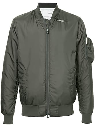 Yoshiokubo Everest bomber jacket - Grey