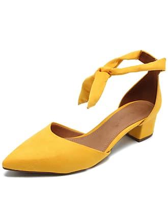 Bebecê Scarpin Bebecê Nó Amarelo