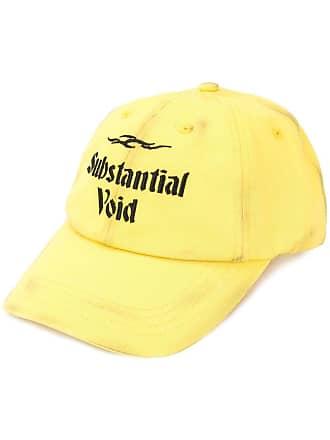 Ground-Zero Substantial Void baseball cap - Amarelo