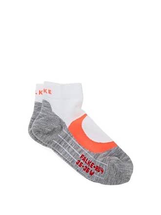 Falke Ru4 Cool Running Socks - Womens - Red White
