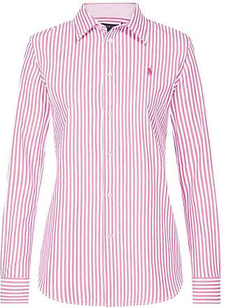 Polo Ralph Lauren Hemdbluse Slim Stretch (Rosa) - Damen 800ba9d678