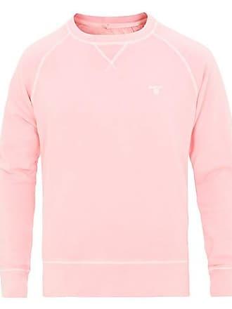 515e6f8dae1 GANT Sunbleached Crew Neck Sweatshirt California Pink