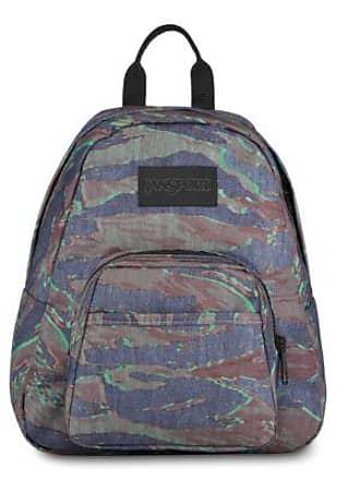 Jansport Half Pint LS Backpacks - Tiger Camo