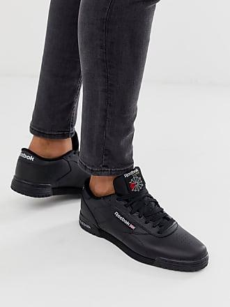 Reebok ex-o-fit - Niedrige Sneaker in Schwarz