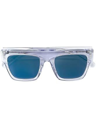 Stella McCartney Óculos de sol quadrado - Azul