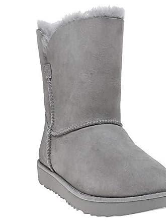 2e13ef4bc1eaa4 UGG Classic Short Cuff Damen Stiefel Grau (36 EU