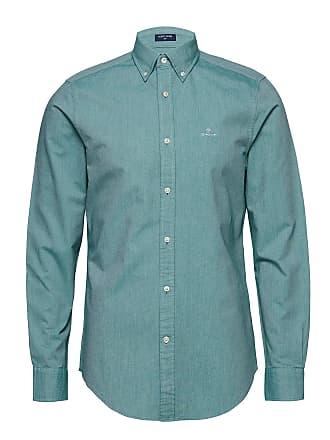 cdf9007af177 GANT The Beefy Oxford Shirt Slim Bd Skjorta Business Blå GANT