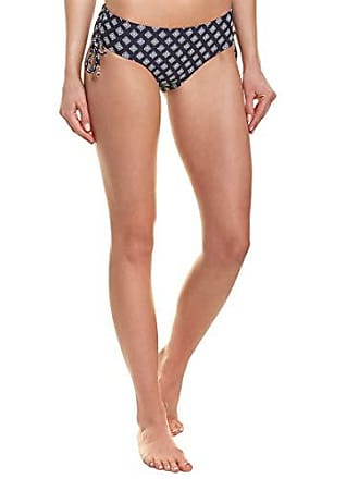 a75209cbab2 Anne Cole Womens Alex Solid Side Tie Adjustable Bikini Swim Bottom, Eyelet  it go Navy