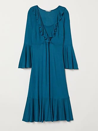 H&M MAMA Nursing Dress - Turquoise