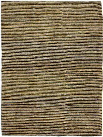 Nain Trading 163x119 Tappeto Persiano Persia Gabbeh Loribaft Design Marrone Scuro (Annodato a mano, Persia/Iran, Lana)
